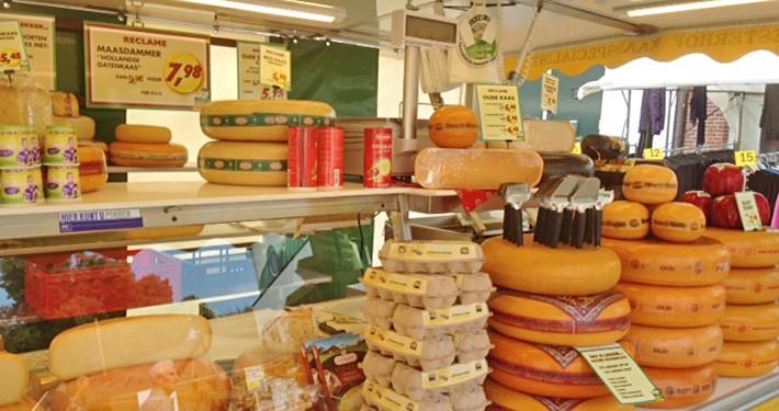 Westerhof kaasspecialist marktkraam